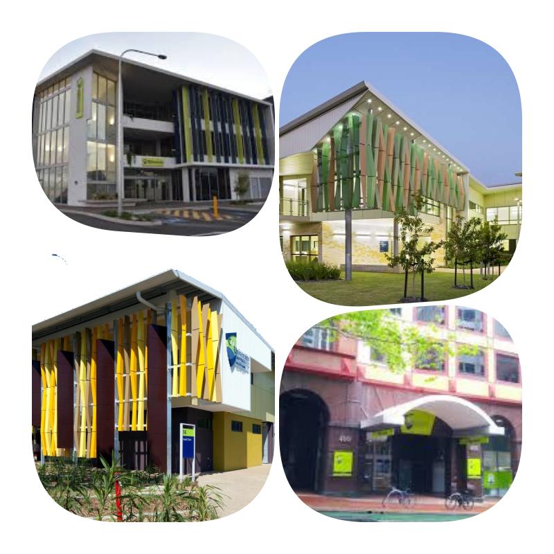 một số campus của trường